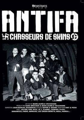 Antifa - Chasseurs De Skins  affiche